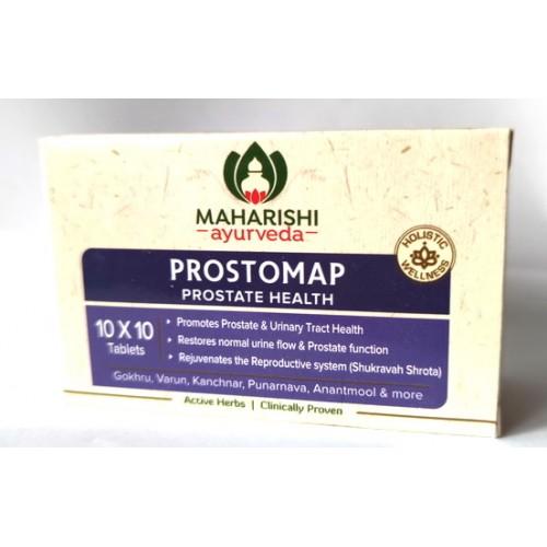 Простомап, Махариши Аюрведа (Prostomap, Maharishi Ayurveda) 100 таб -  купить в интернет-магазине Vedamarket