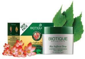 Био Шафран (Biotique Saffron dew) 50 гр - 1
