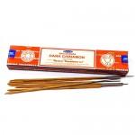 Благовония Темная корица, Сатья (Dark Cinnamon, Satya) 15 гр