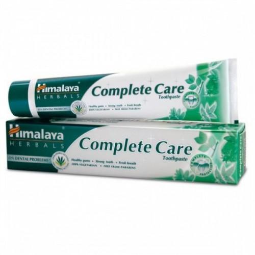 Зубная паста комплексный уход, Хималая (Complete Care, Himalaya) 75 гр - 1