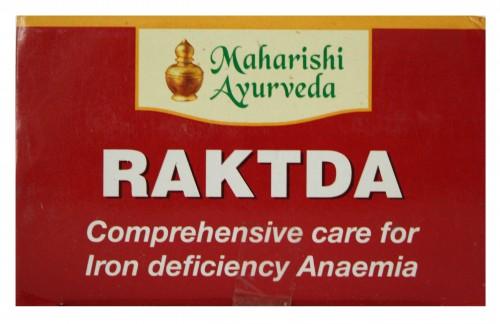 Рактда, Махариши Аюрведа (Raktda, Maharishi Ayurveda) 100 таб - 1