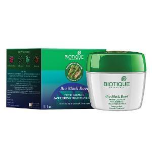 Био Корень Мускуса маска д/волос (Bio Musk Root, Biotique) 230 грамм - 1