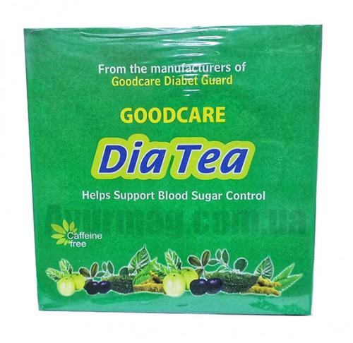 Чай для Диабетиков Аюрведический (DiaTea, GoodCare) 100 грамм. - 1