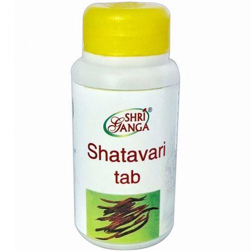 Шатавари, Шри Ганга (Shatavari, Shri Ganga) 120 таб - 1