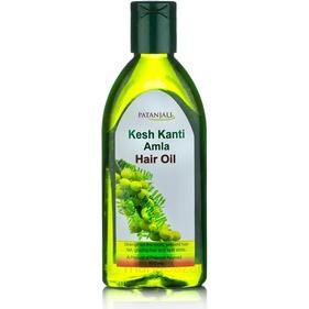 Масло для волос Кеш Канти Амла (Amla Hair Oil Kesh Kanti PATANJALI), 100мл - 1