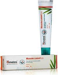 Крем для снятия болей, Хималая (Muscle & Joint Rub,Himalaya ) 20гр - 1
