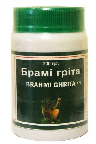 Брахми гритам, Пунарвасу (Brahmee Ghrutham, Punarvasu) 200 гр - 1