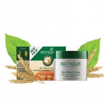 Био Зародыши Пшеницы (Biotique Bio Wheat germ), 50 гр - 1