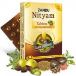 Нитьям, Занду (Nityam, Zandu) 10 таб
