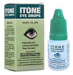 Айтон капли для глаз, Дейз Медикал (Itone eye drops, Dey's Medical) 10 мл - 1