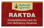 Рактда, Махариши Аюрведа (Raktda, Maharishi Ayurveda) 100 таб