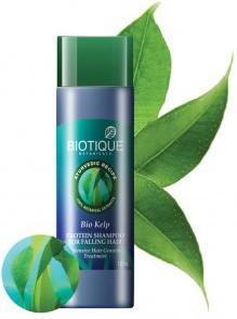 Шампунь Био Лечебные водоросли (Biotique Bio Kelp shampoo) 120 мл - 1