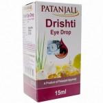 Капли для глаз Дришти, Патанджали (Drishti, Patanjali) 10 мл
