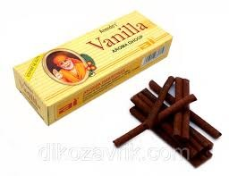 Благовония Ваниль (Vanilla Ananda Aroma Dhoop)20 gm - 1