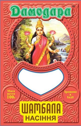 Шамбала семена (Дамодара) 100гр. - 1