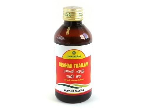 Брахми Tайлам, Нагарджуна (Brahmi Thailam, Nagarjuna) 200 мл - 1