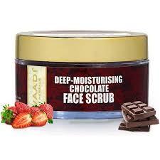 Скраб Увлажняющий Шоколад, Ваади (Deep-Moisturising Chocolate Face Scrub, Vaadi) 50 гр - 1