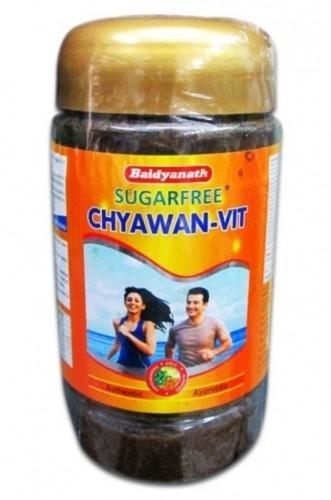 Чаванпраш без сахара, Байдьянатх (Chavanprakash Sugar Free, Baidyanath) 500 гр - 1