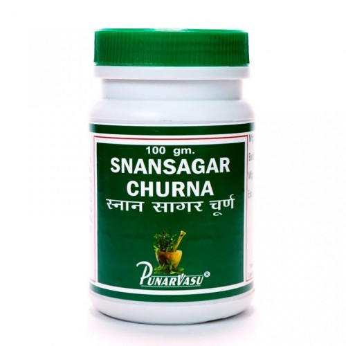 Снансагар чурна (Snansagar churna, Punarvasu), 100 гр - 1