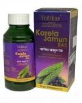 Сок Карелы Джамун Рас, Вритикас (Karela Jamun Ras Juice, Vritikas) 500 ml