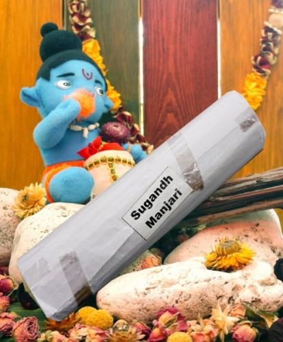 Благовония Sugandha Manjari 250 грамм упаковка (Вриндаван) - 1