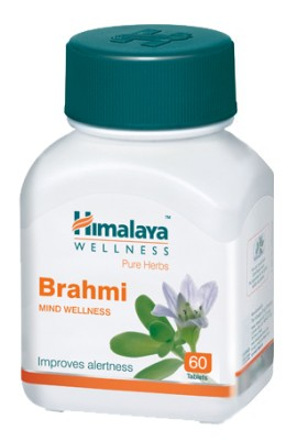 Брахми, Хималая (Brahmi, Himalaya) 60 таб - 1