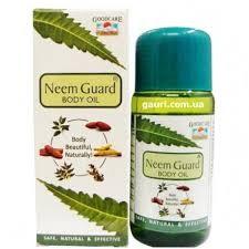 Масло для тела Ним Гард, Гудкер (Body Oil Neem Guard, Goodcare) 200 мл - 1