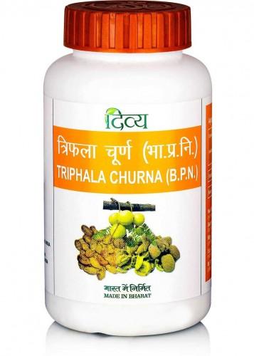 Трифала Чурна, Патанджали (Triphala churna, Patanjali) 500 грамм. - 1