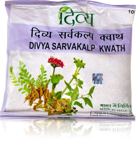 Сарвакалп Кватха, Патанджали (Divya Sarvakalp kwath, Patanjali) 100 гр - 1