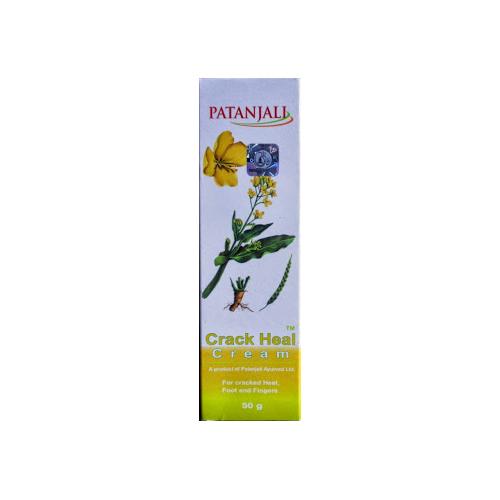 Крем для ног от трещин на пятках (Patanjali) 50 грамм. - 1