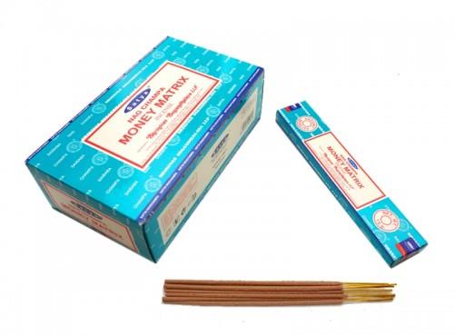Благовония Money Matrix (Satya) 15 грамм - 1