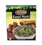 Сушеные листья пажитника/шамбала (Kasuri Methi, Yours Etnic Foods) 100 гр