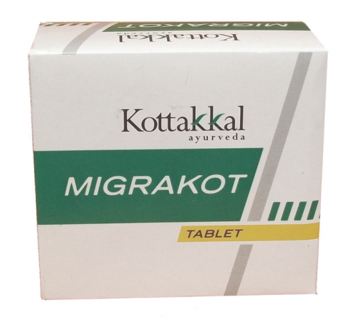 Мигракот, Коттаккал (Migrakot, Kottakkal) 100 таб. - 1