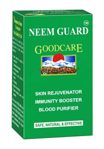 Ним Гард, ГудКер (Neem Guard, GoodCare) 60 капс. - 1