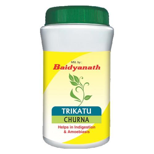 Трикату Чурна, Бадьянатх (Trikatu Churna, Baidyanath) 100 гр - 1