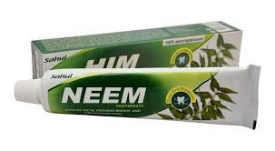 Зубная паста Ним, Сахул (Tooth Paste Neem, Sahul) 100 мл - 1