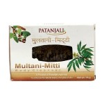 Мыло антиугревое Multani Mitti с глиной (Patanjali), 75 гр
