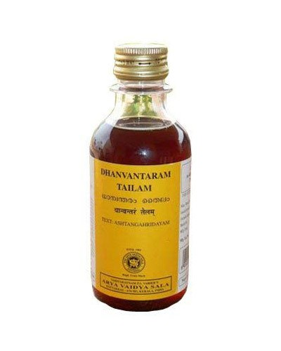 Дханвантарам масло, Коттакал (Dhanvantharam Thailam, Kottakkal) 200 мл - 1