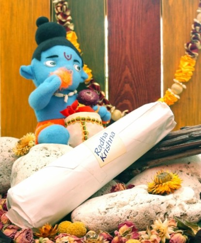 Благовония Radha Krishna 250 грамм упаковка (Вриндаван) - 1