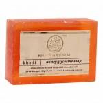 Мыло Мед и глицерин (Кхади, Khadi) 125 гр.