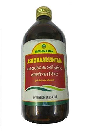 АсокаАриштам, Нагарджуна (Asokarishtam, Nagarjuna) 450 мл - 1