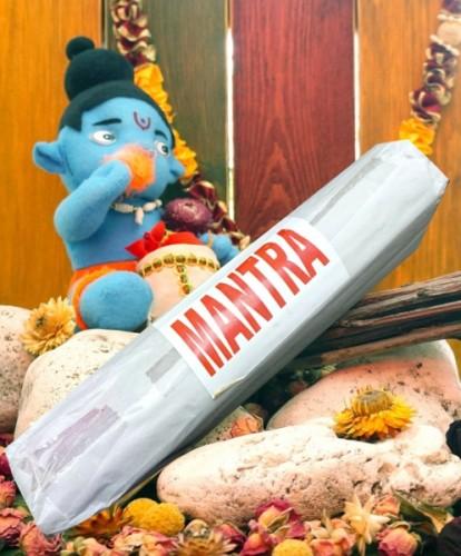 Благовония Mantra 250 грамм упаковка (Вриндаван) - 1