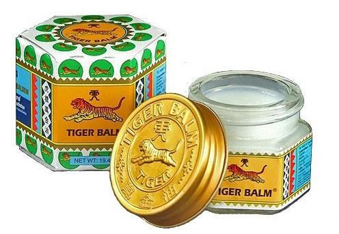 Тайгер Вайт лечебный бальзам (Tiger White Balm) 21 мл - 1