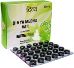 Медха Вати, Патанжали (Divya Medha Vati, Patanjali) 30 таб