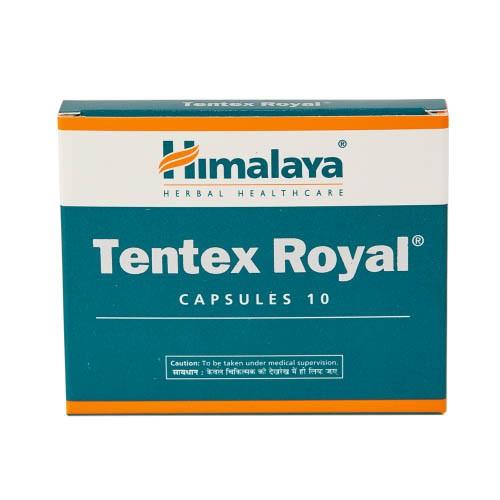 Тентекс роял (Tentex Royal, Himalaya) 10 капс. - 1