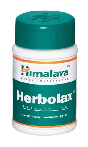 Херболакс, Хималая (Herbolax, Himalaya) 100 таб - 1