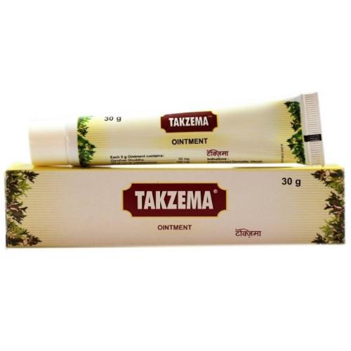 Такзема крем, Чарак (Takzema ointment, Charak) 30 гр - 1