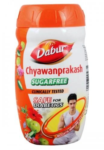 Чаванпраш без сахара, Дабур (Chavanprakash Sugar Free, Dabur) 500 гр - 1
