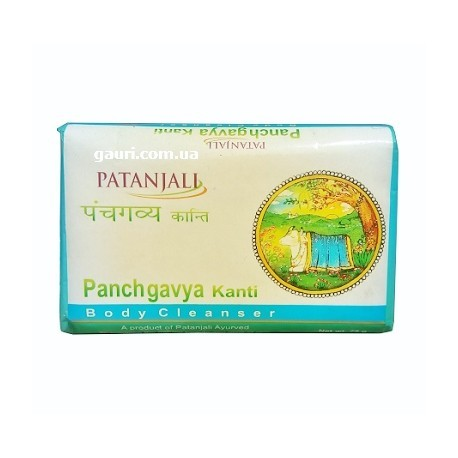 Мыло KANTI панчагавья (Patanjali), 75 гр - 1