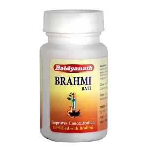 Брахми Вати, Байдьянатх (Brahmi Vati, Baidyanath) 80 таб - 1